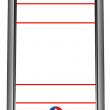 Sentinel 80 - 2m - 4 faisceaux