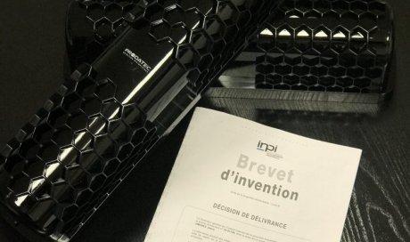 Brevet pour barrière infrarouge autonome / radio fiable et efficace