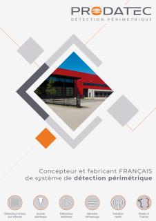 Brochure détection périmétrique 2021