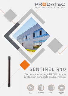 Sentinel R10 - Protection de façade radio